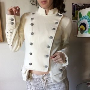 We The Free Jackets & Coats - WE THE FREE Pirate Gypsy Double Breasted Jacket